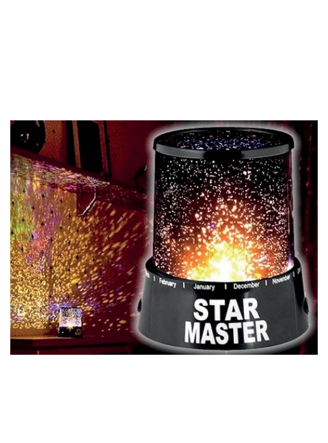 T135 Star Master Projeksiyon Gece Lambası
