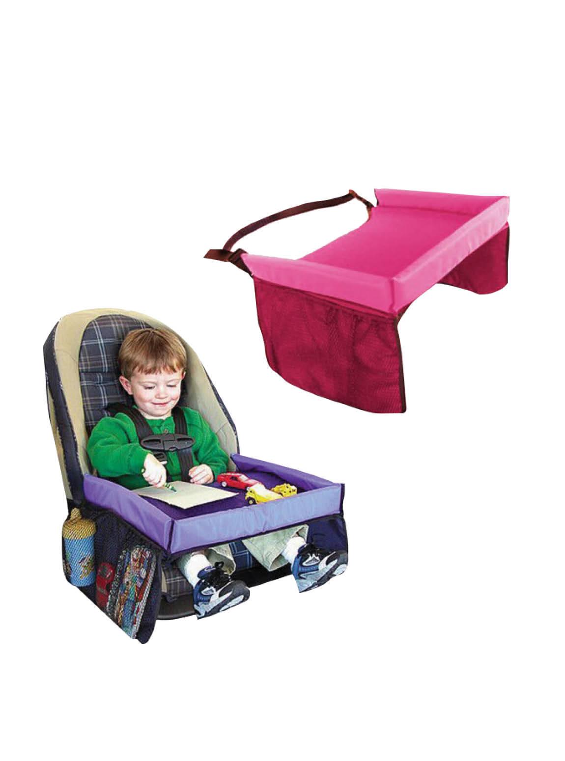 T105 Welfare Pratik Katlanabilir Çocuk Masası (PEMBE)