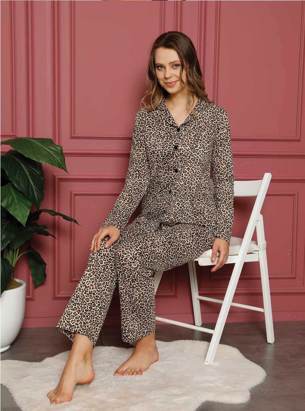 2034P Bayan Pijama Takım